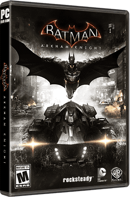 Batman: Arkham Knig - PC hra