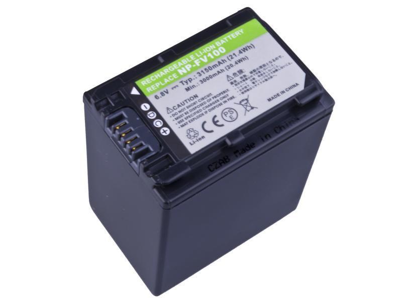 Avacom VISO-FV10-731N2 - Baterie pro kamery