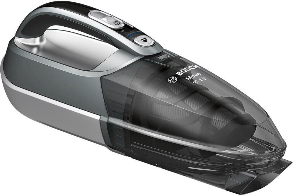Bosch BHN20110 (šedá) - Ruční aku vysavač