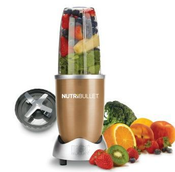 NUTRIBULLET NB-101 Magic Bullet (zlatý) - Smoothie mixér