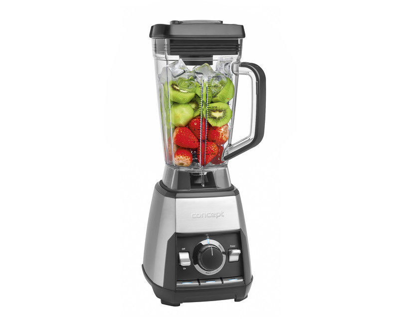 CONCEPT SM8000 Premium Line (nerez) - Smoothie mixér