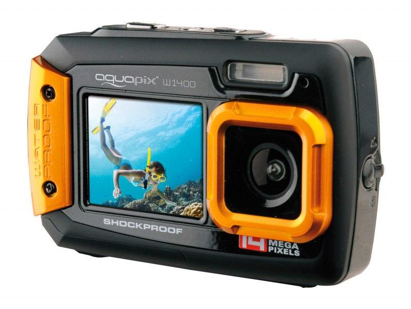 EasyPix W1400 Active (černo-oranžový)