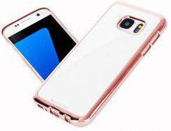 Aligator pouzdro na iPhone 5S/SE (růžovo zlatá)