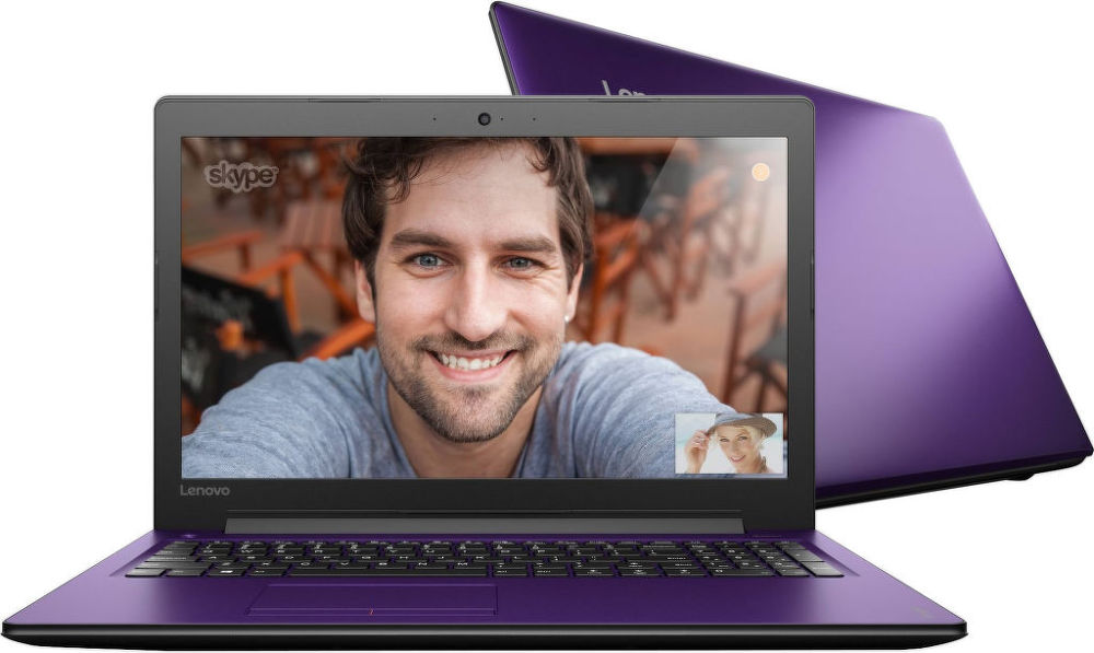 Lenovo IdeaPad 310-15ISK (purpurová)