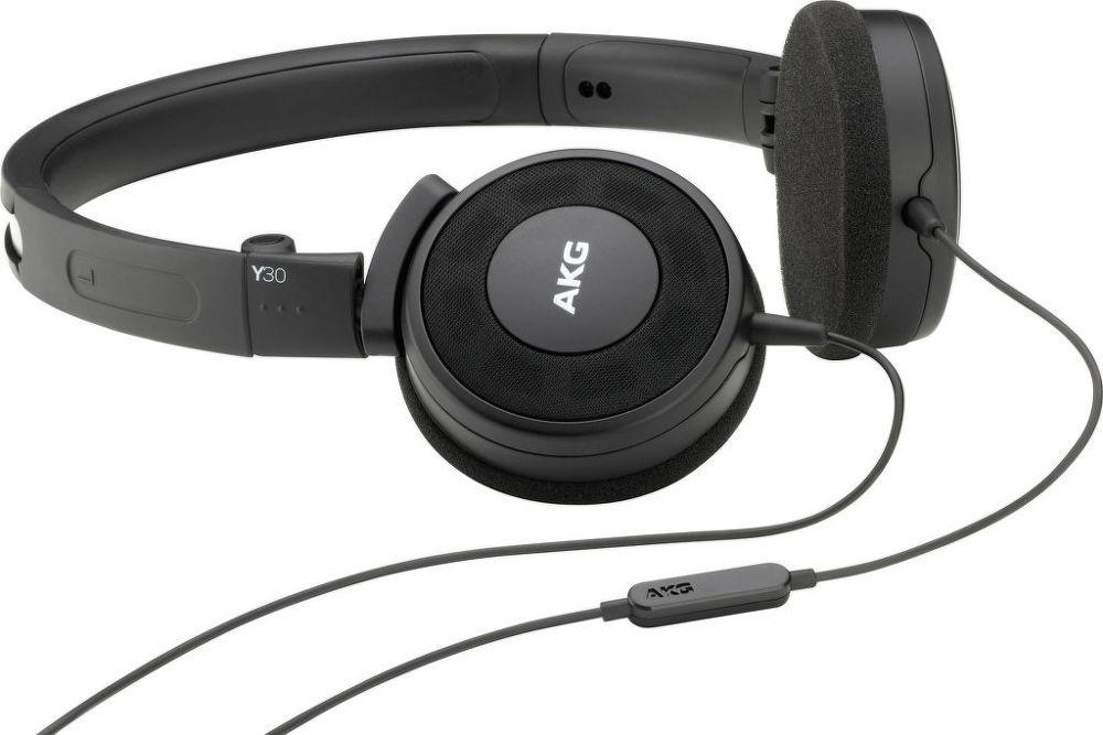 AKG Y30U (černá)
