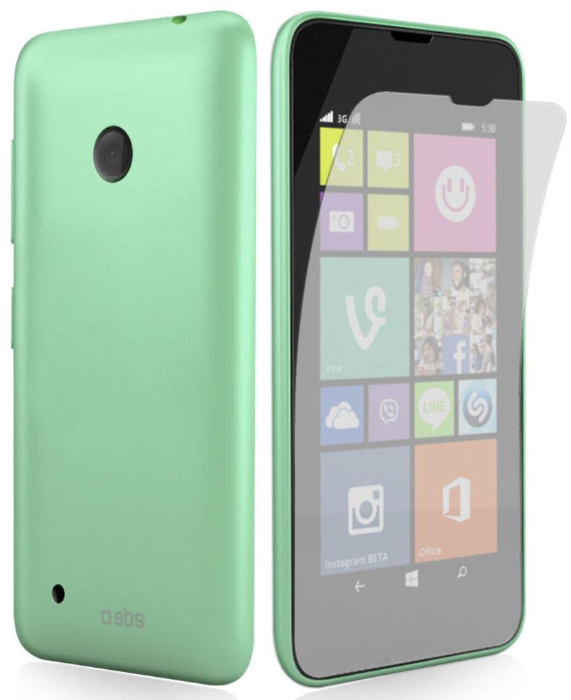 SBS pouzdro pro Nokia Lumia 530, TEAERONOLU530K
