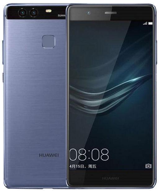 Huawei P9 Dual SIM (modrý) + dárek T-Mobile mobilní internet s kreditem 200 Kč zdarma