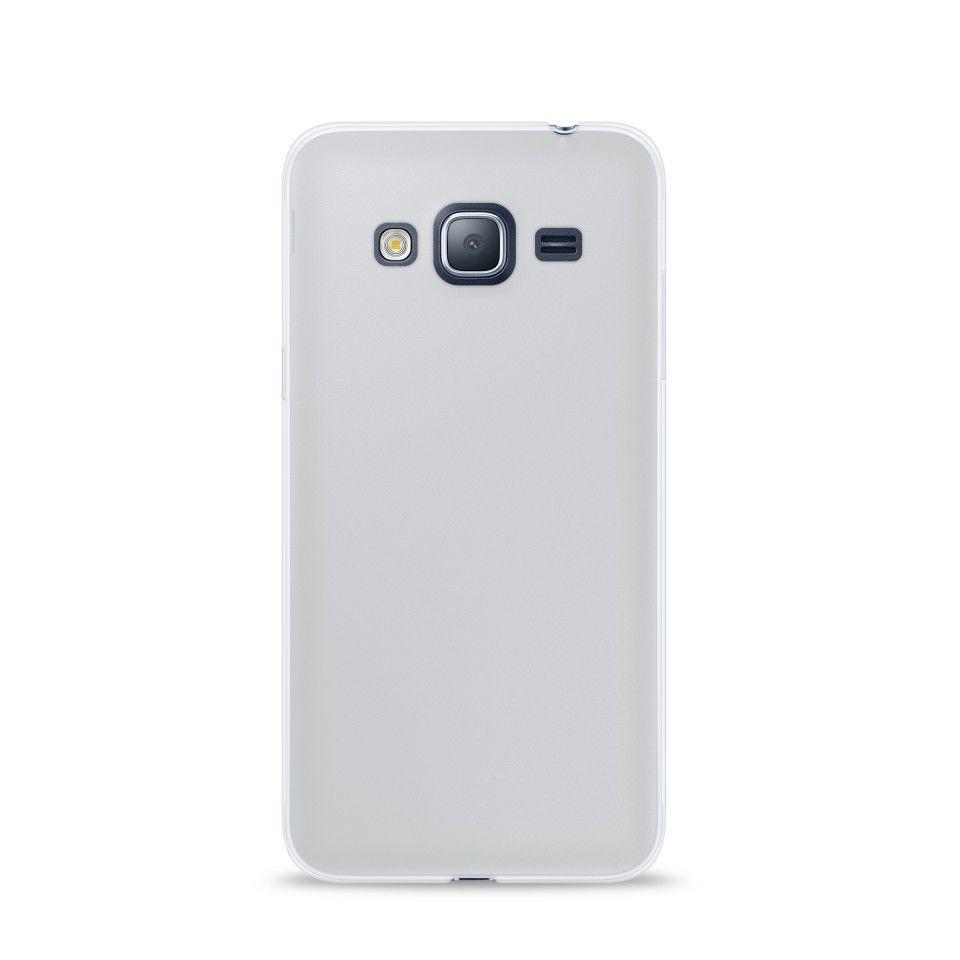 Puro pouzdro pro Samsung Galaxy J3 Nude (průsvitný)