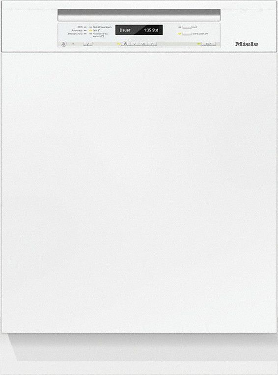 Miele G 6730 SCi WHI