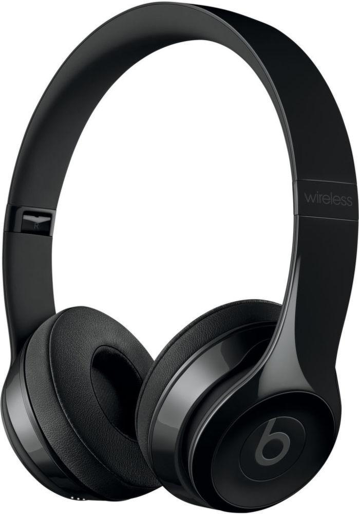 Apple Beats Solo3 Wireless lesklá černá