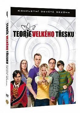 Teorie velkého třesku 9 - DVD film