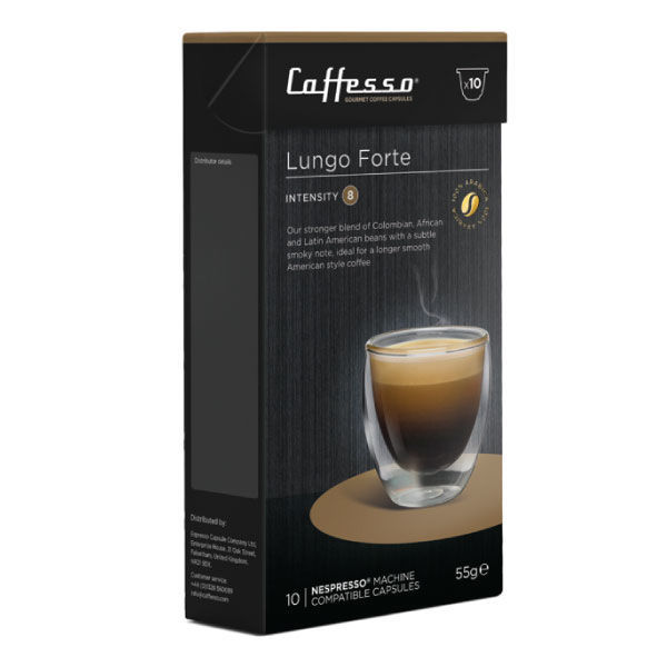 Cafesso Nespresso Lungo Forte (10ks)