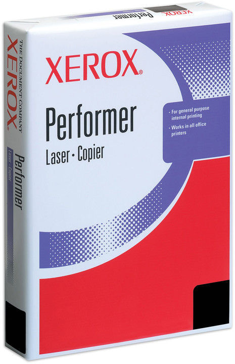 Xerox papír Performer, A3, 500 ks, 80g/m2, 3R90569