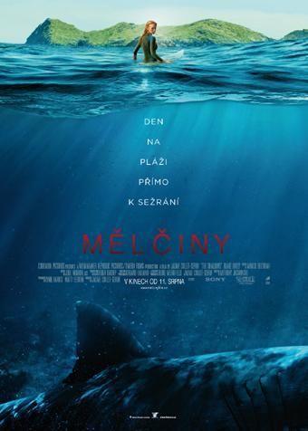Mělčiny - DVD film