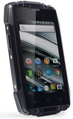 MyPhone Hammer Iron 2 černý