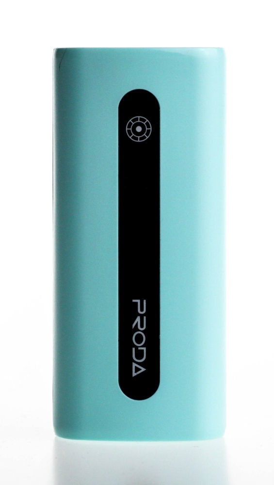 Remax AA-1059 E5 powerbanka 5000 mAh, modrá