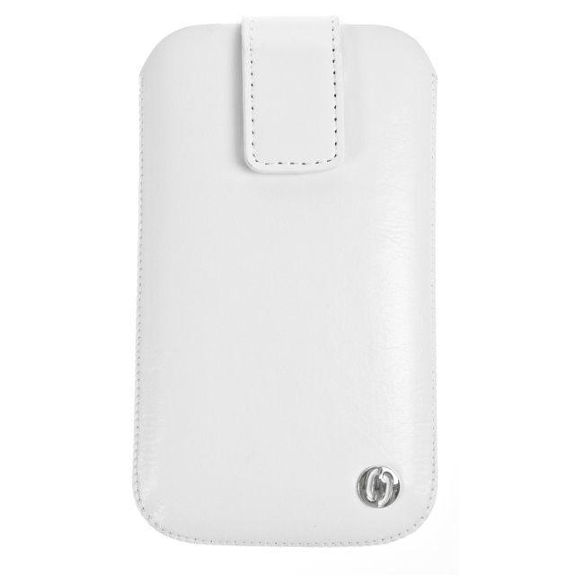 Aligator pouzdro VIP 0014 iPhone 4 (bílé)