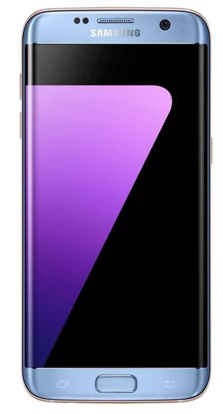 Samsung Galaxy S7 edge (modrý)