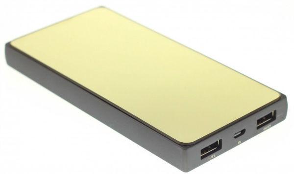 Remax PPP-12 10000mA (zlatá)