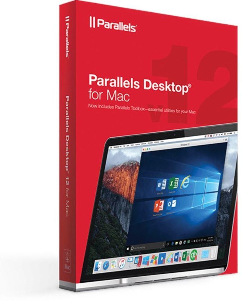 Parallels Desktop 12 pro Mac, Software