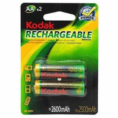 Kodak HR06/2600 2ks, Baterie