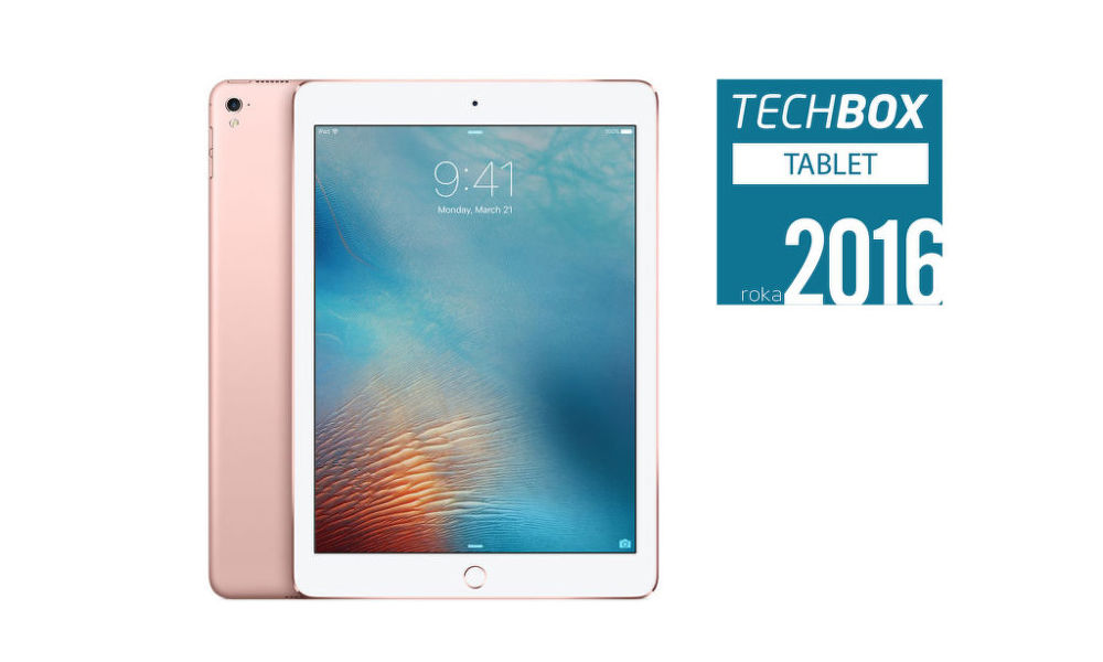 "Apple iPad Pro 9.7"" Wi-Fi+Cell 32GB (růžovo zlatý), MLYJ2FD/A"