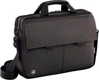 """WENGER ROUTE 16"""" (černá) - taška"""