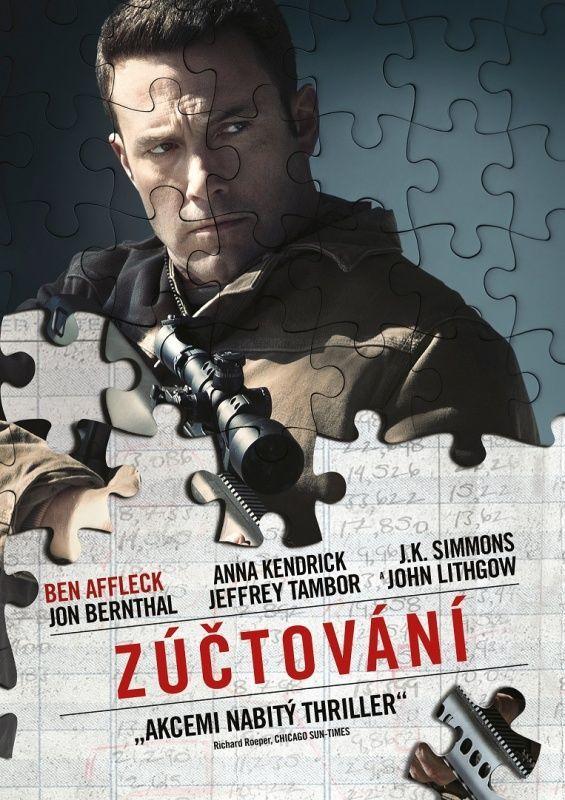 Zúčtování - DVD film