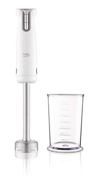 BEKO HBS6700W (bílá) - Tyčový mixér
