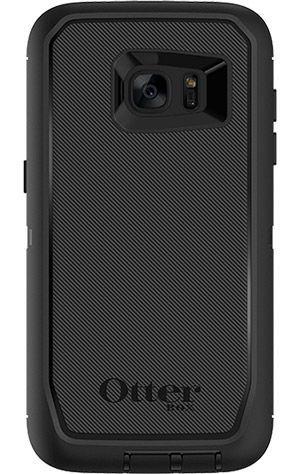 OTTERBOX Samsung Galaxy S7 Edge Pouzdro na mobil (černé)