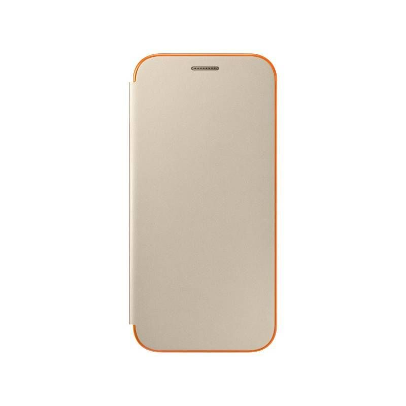 SAMSUNG Flipové pouzdro pro Galaxy A5 Neon (zlatá)