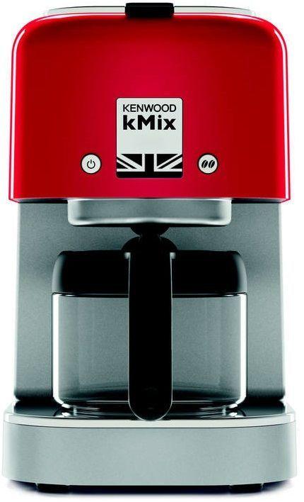 Kenwood kMix COX750RD (červená) - Překapávací kávovar