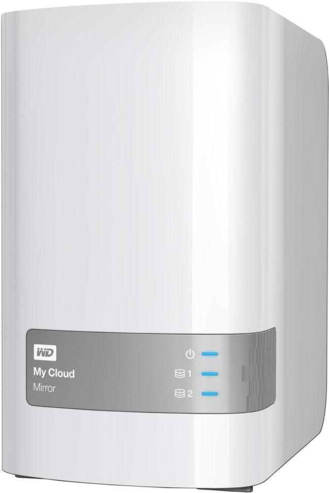 Western Digital My Cloud Mirror 2x2TB (bílý)