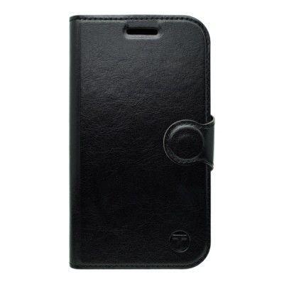 MOBILNET Boční knížka pro Xiaomi RedMi 3S (černá)