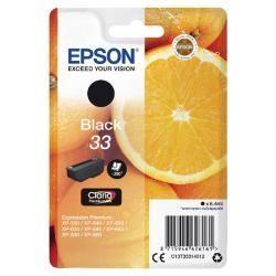 Epson 33 (černá) - Inkoust