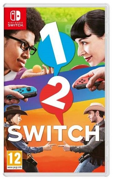 Nintendo 1 2 Switch