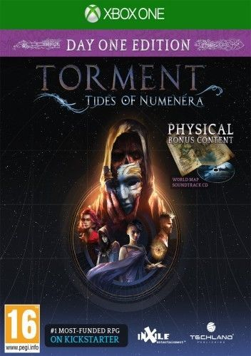 XBOX ONE - Torment: Tides of Numenera One Day Edition