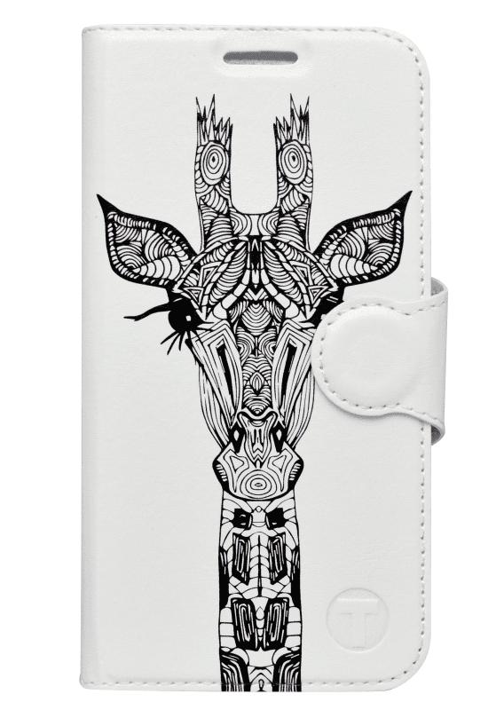 Mobilnet pouzdro pro Samsung Galaxy J3 2016 (žirafa)
