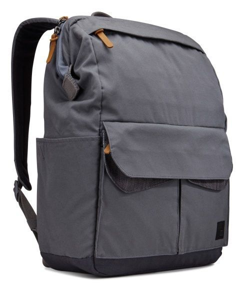 "Case Logic LoDo P114GR šedý 14"" batoh na notebook"