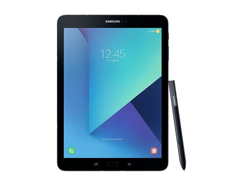 Samsung Galaxy Tab S3 LTE černý