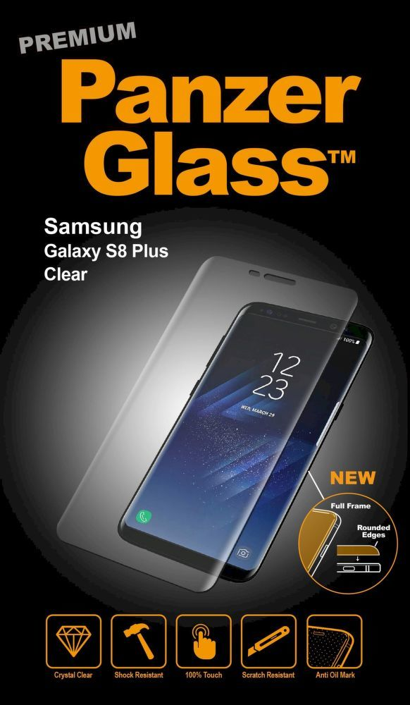 Panzerglass tvrzené sklo na Samsung Galaxy S8+