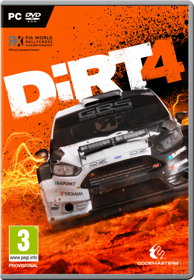 DiRT 4 - PC hra