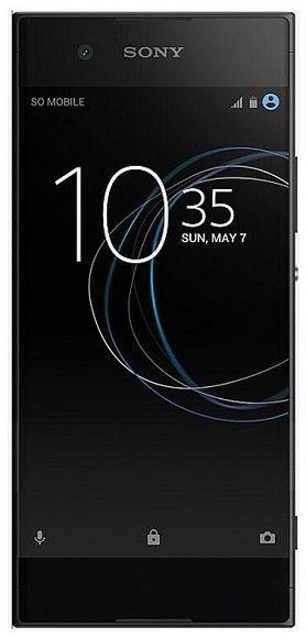 Sony Xperia XA1 černý + dárek Sony MDR-AS410AP černá zdarma