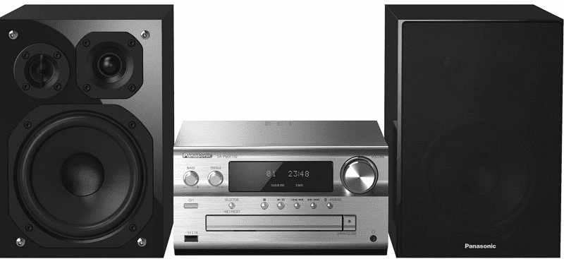 Panasonic SC-PMX150 stříbrný