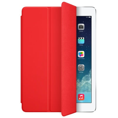 iPad Air Smart Cover (červený) - kryt