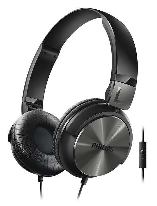 Philips SHL3165BK/00