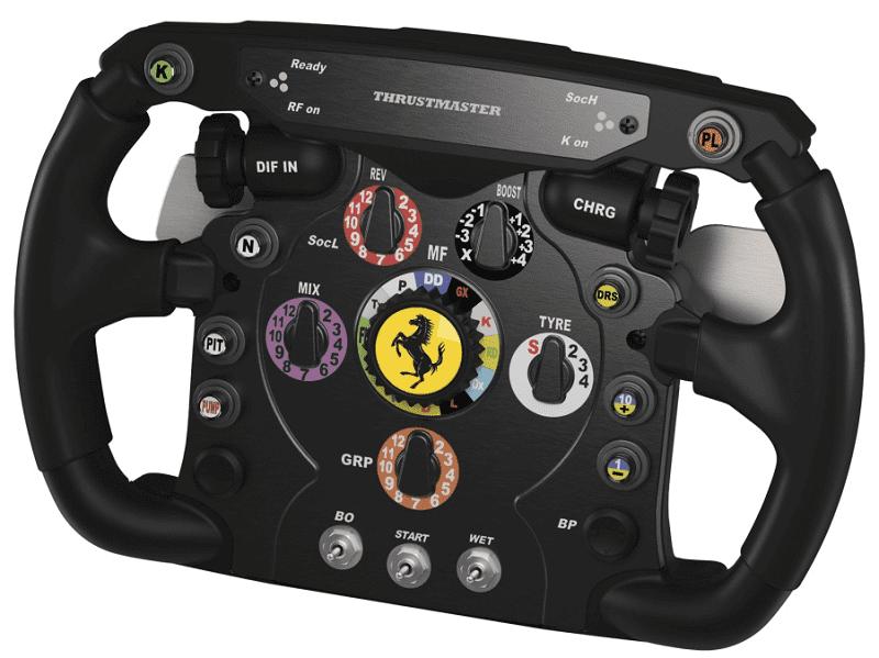 Thrustmaster Ferrari F1 pre T300/T500/TX