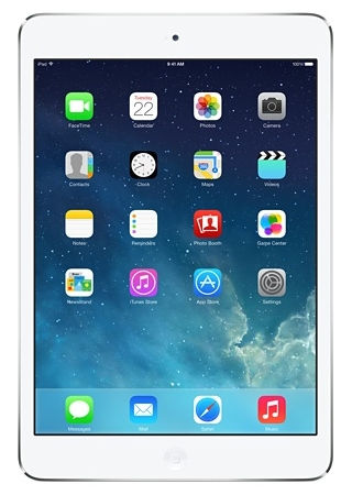 Apple iPad mini Retina WiFi 16GB ME276SL/A (stříbrný)