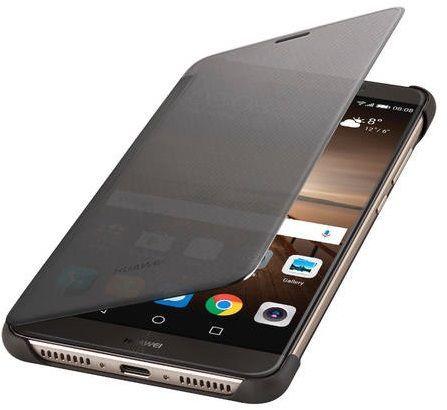 Huawei Mate 9 hnědé pouzdro na mobil