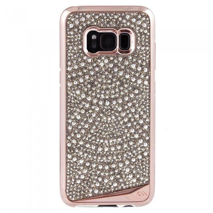 Case-Mate Brilliance Pouzdro na Samsung Galaxy S8 růžové